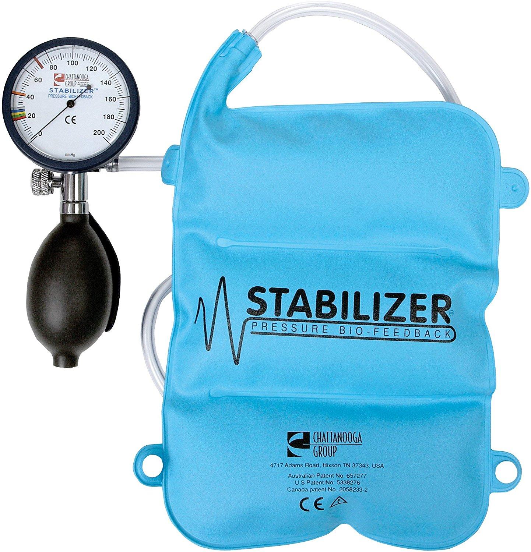 Stabilizer Pressure Bio-Feedback